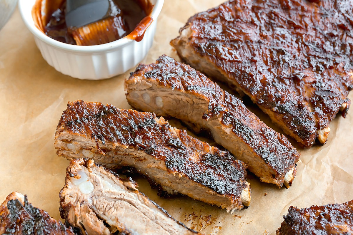 Instant Pot Ribs Busy Cooks