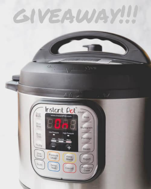 The complete beginner's guide to start cooking delicious Instant Pot recipes without a fear! Find tips, safety guidelines and easy recipes to get started! #instantpot #instantpottips #instantpotrecipes