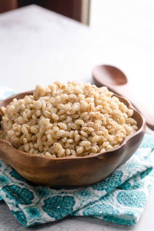 How To Cook Hulled Barley In Microwave